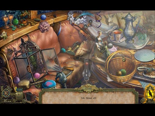 dark tales: edgar allan poe's metzengerstein screenshots 2