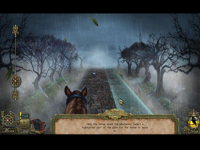 dark tales: edgar allan poe's metzengerstein screenshots 3