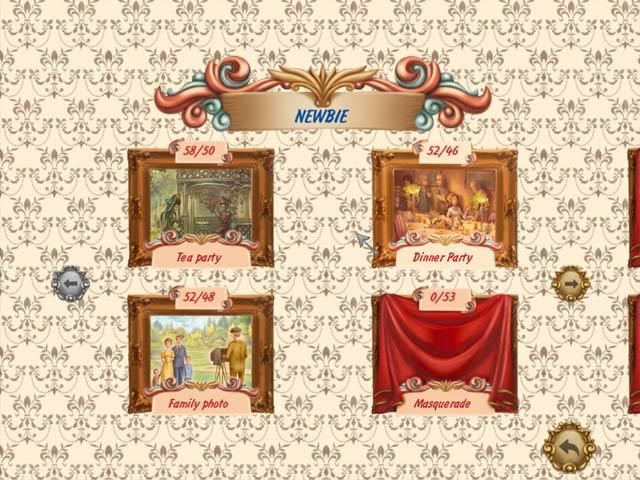solitaire victorian picnic screenshots 2