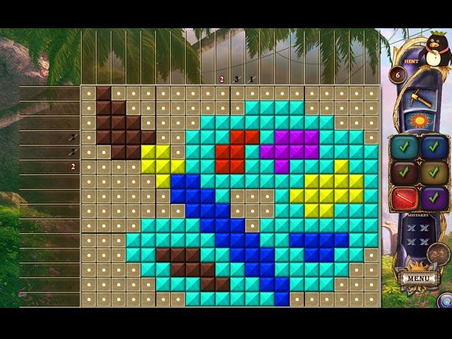 fantasy mosaics 17: new palette screenshots 1