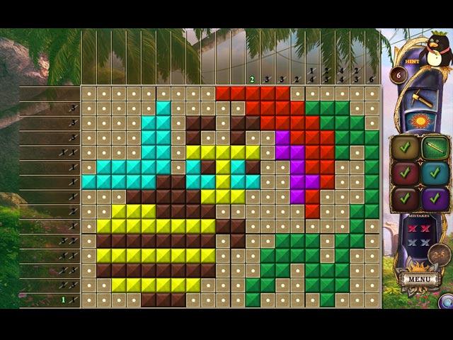 fantasy mosaics 17: new palette screenshots 2
