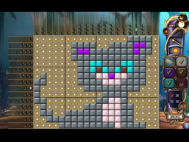 fantasy mosaics 17: new palette screenshots 3