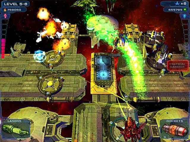 astro avenger 2 screenshots 3