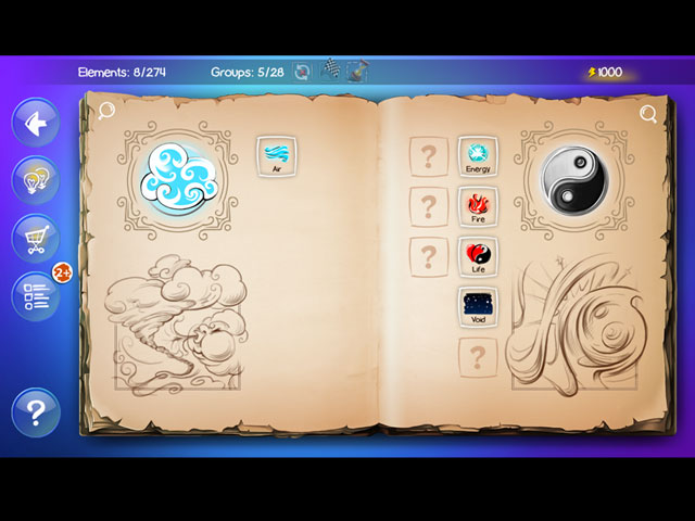 doodle god fantasy world of magic screenshots 3