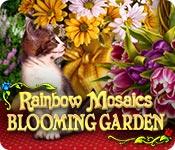 Rainbow Mosaics: Blooming Garden