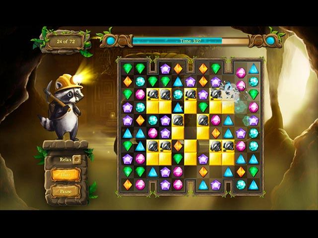 ricky raccoon: the amazon treasure screenshots 3