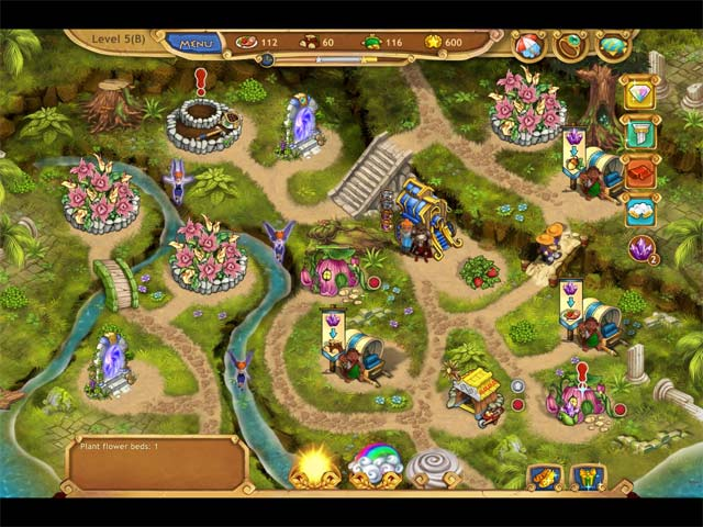 weather lord: royal holidays collector's edition screenshots 3