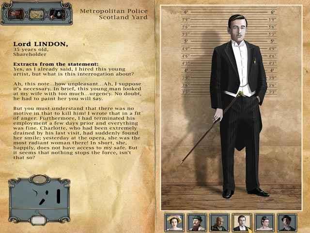 sherlock holmes: the mystery of the persian carpet screenshots 3
