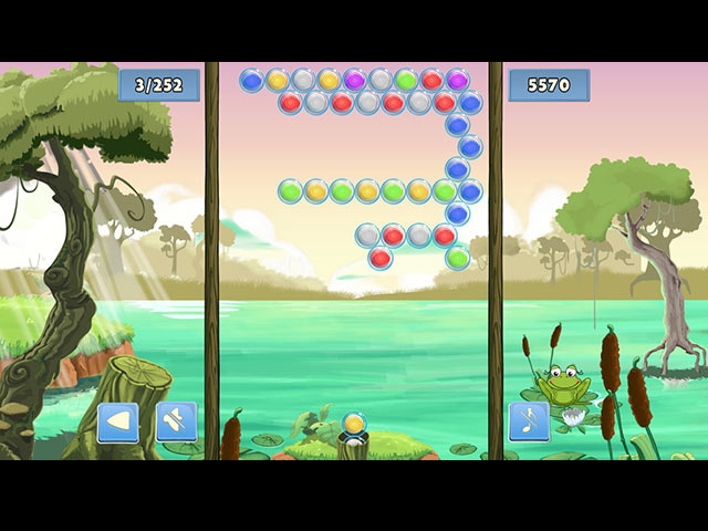 bubble shooter adventures screenshots 1