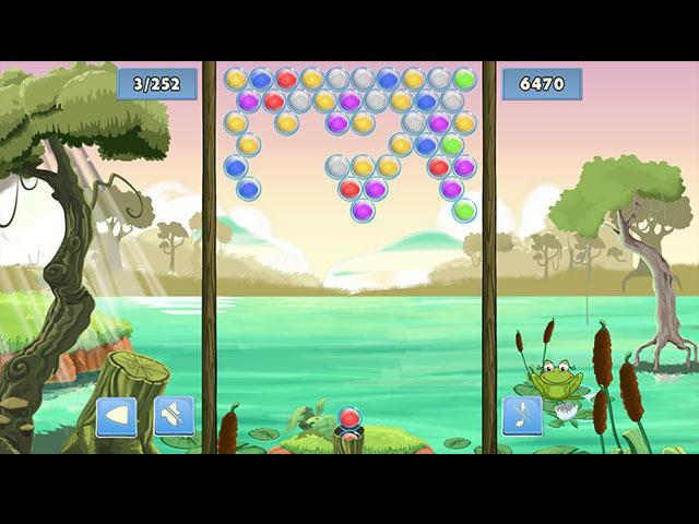 bubble shooter adventures screenshots 2