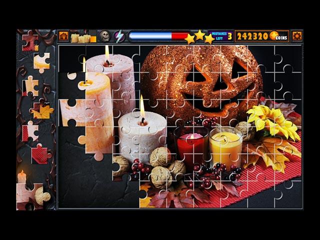 halloween jigsaw puzzle stash screenshots 1