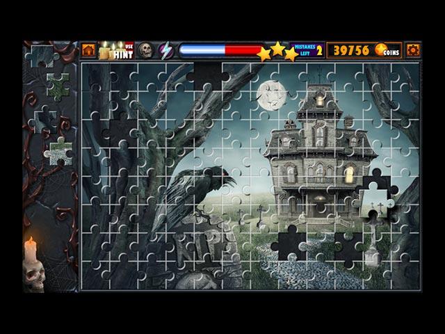 halloween jigsaw puzzle stash screenshots 3