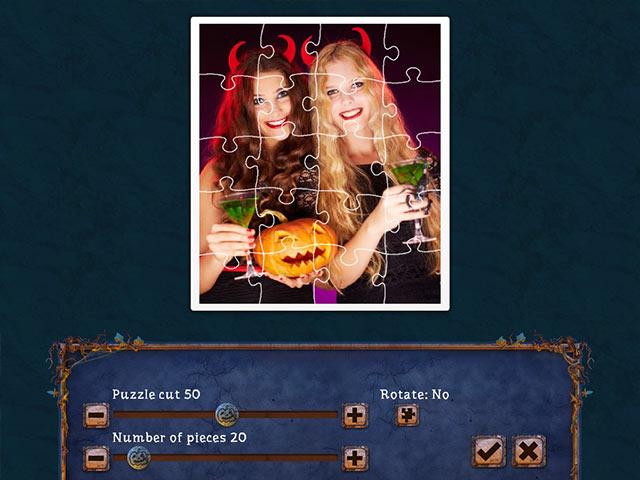 holiday jigsaw halloween 4 screenshots 1