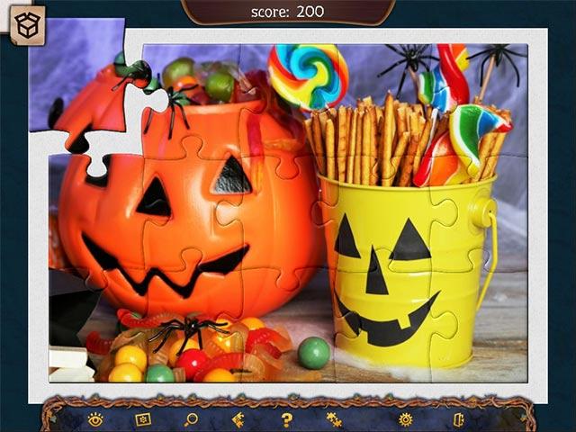 holiday jigsaw halloween 4 screenshots 3