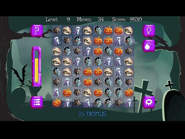 bubble double halloween screenshots 2