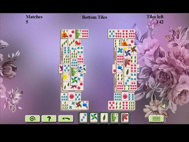 flowers mahjong screenshots 3