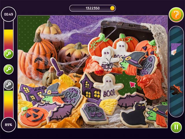holiday mosaics halloween puzzles screenshots 3