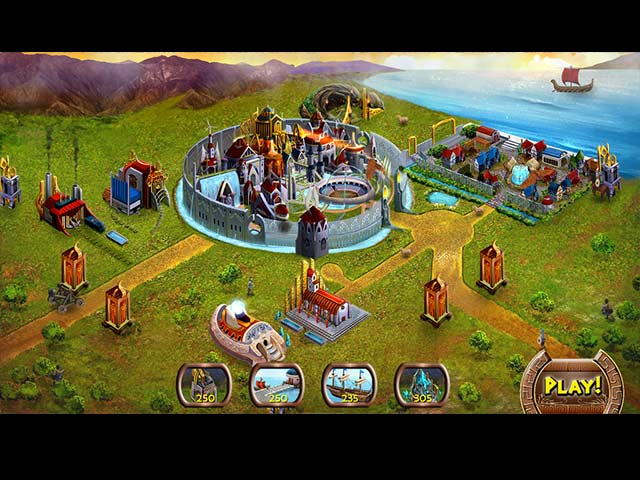the trials of olympus ii: wrath of the gods screenshots 2
