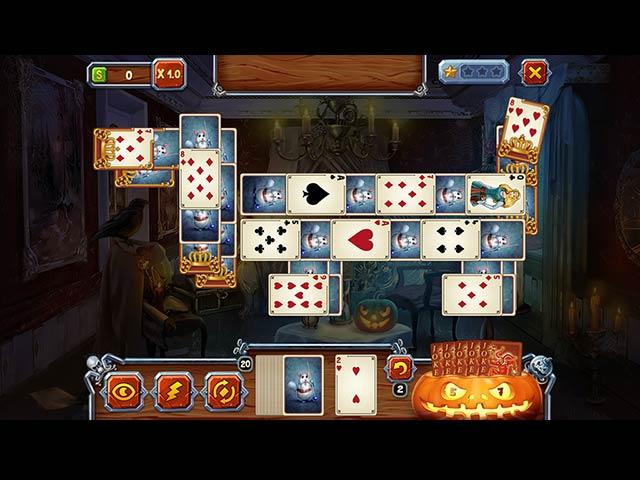 spooky solitaire: halloween screenshots 2