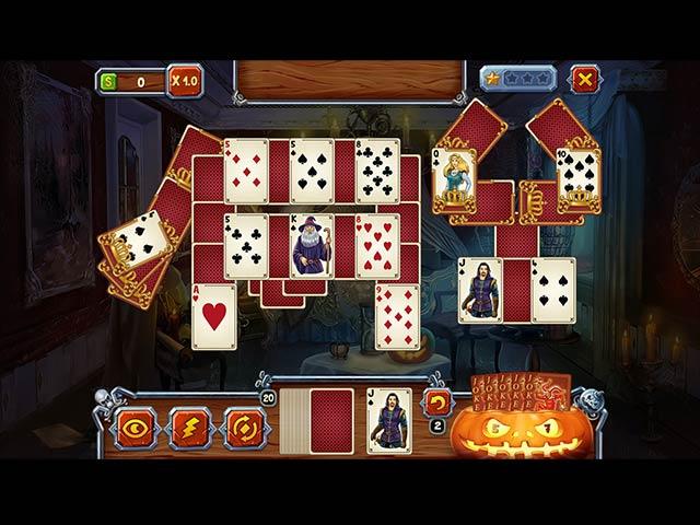 spooky solitaire: halloween screenshots 3