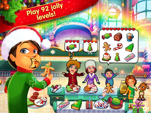 delicious: emily's christmas carol collector's edition screenshots 2
