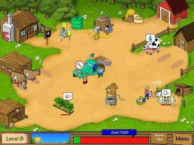 dairy dash screenshots 1