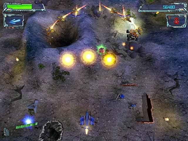 space strike screenshots 3