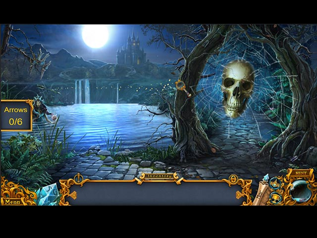 spirits of mystery: the fifth kingdom collector's edition screenshots 1