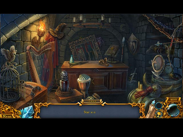 spirits of mystery: the fifth kingdom collector's edition screenshots 2