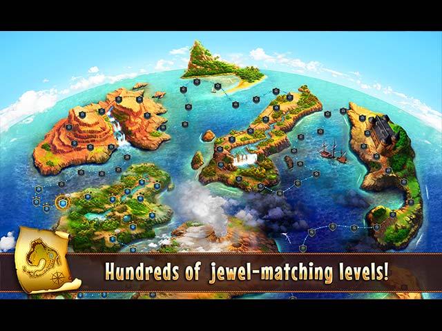 jewel quest: seven seas screenshots 2