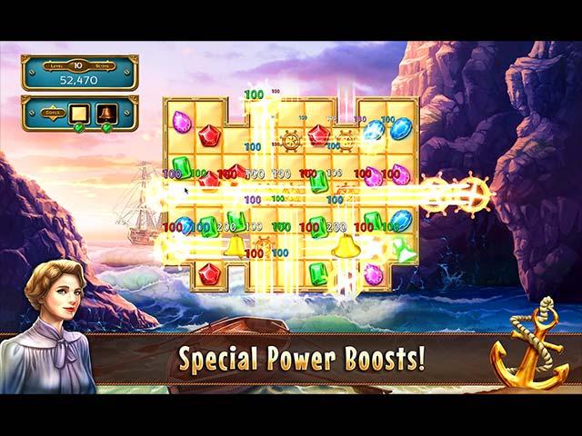 jewel quest: seven seas screenshots 3