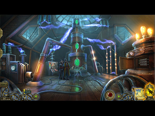 dark tales: edgar allan poe's the raven collector's edition screenshots 1