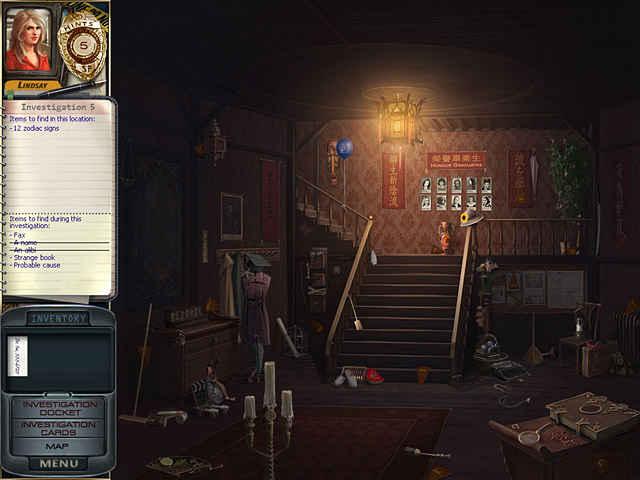 james patterson women's murder club: death in scarlet screenshots 3