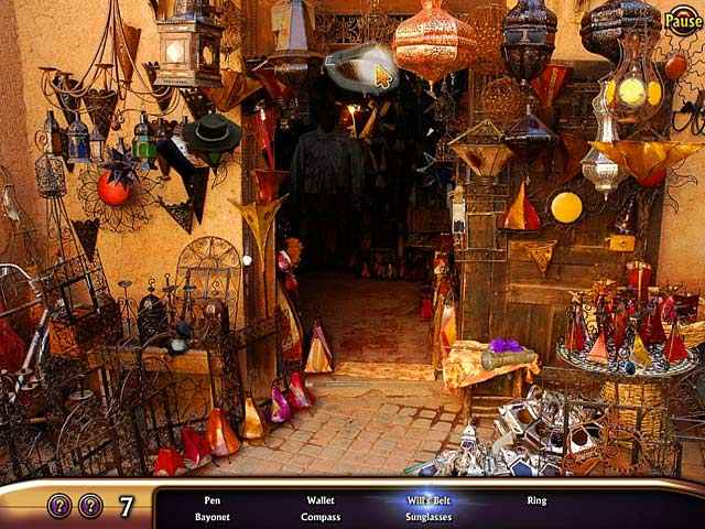 hide & secret 2: cliffhanger castle screenshots 1