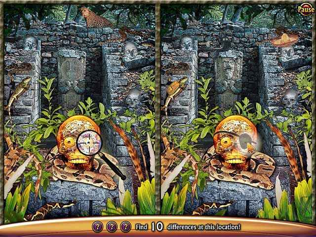 hide & secret 2: cliffhanger castle screenshots 2