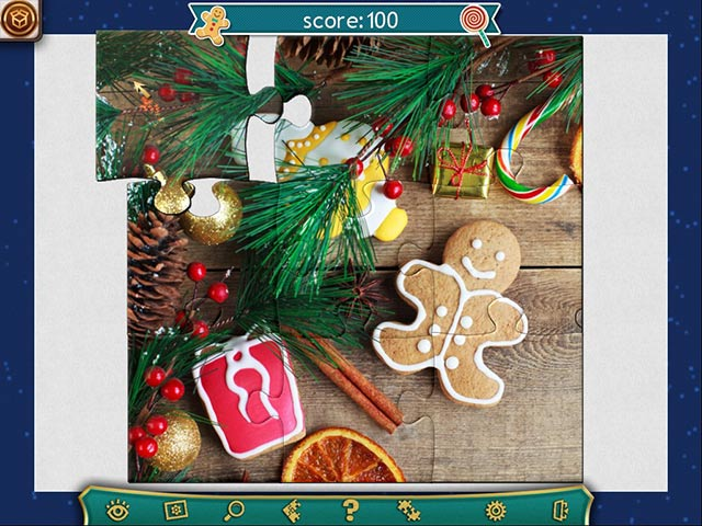 holiday jigsaw christmas 3 screenshots 1
