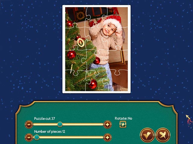 holiday jigsaw christmas 3 screenshots 2