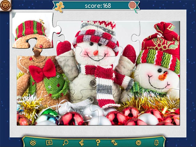 holiday jigsaw christmas 3 screenshots 3