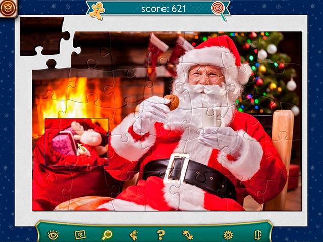 holiday jigsaw christmas 4 screenshots 1