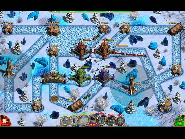 war chariots: royal legion screenshots 2