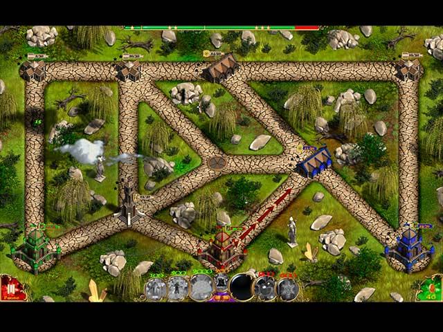 war chariots: royal legion screenshots 3