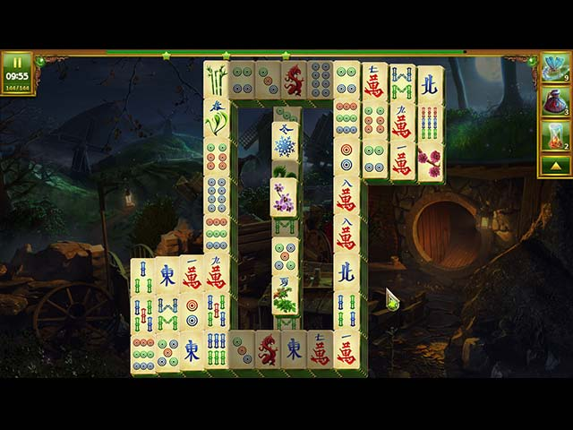 lost island: mahjong adventure screenshots 2