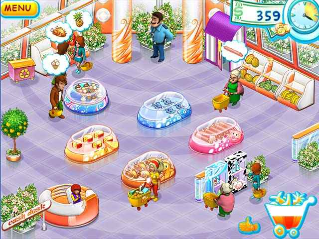 supermarket mania screenshots 2