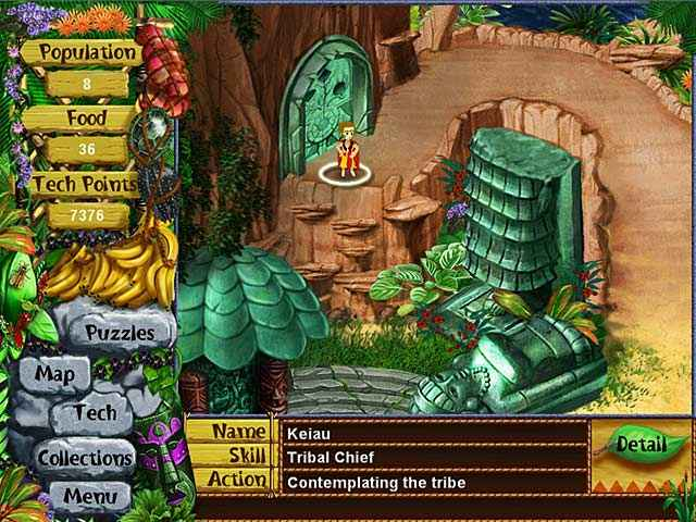 virtual villagers: the secret city screenshots 1