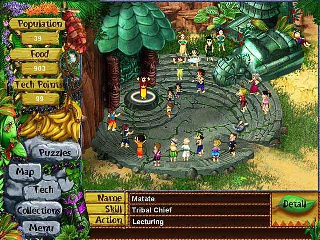 virtual villagers: the secret city screenshots 2