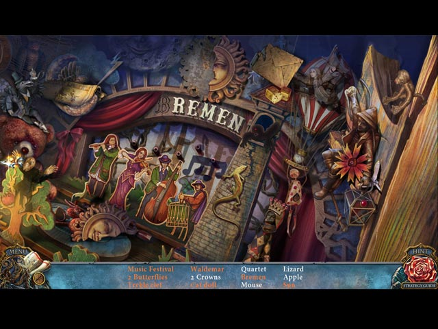 living legends: beasts of bremen collector's edition screenshots 11