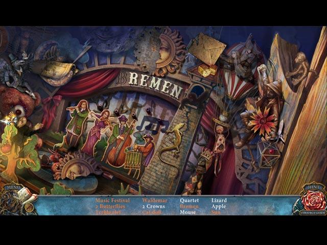 living legends: beasts of bremen collector's edition screenshots 2