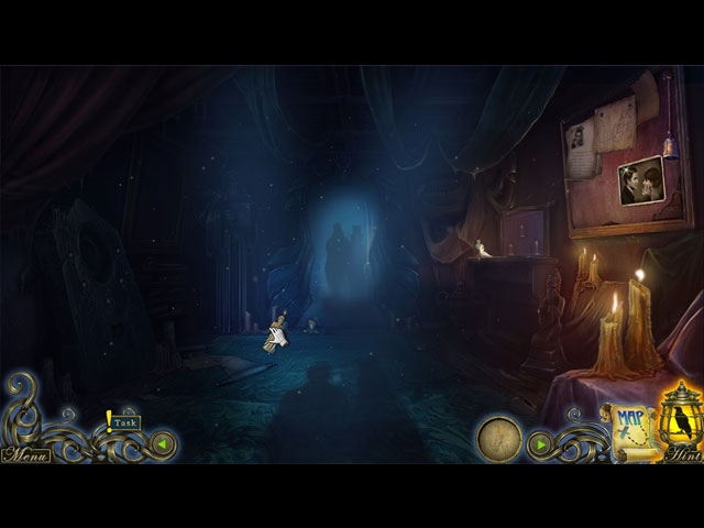 dark tales: edgar allan poe's the raven screenshots 7