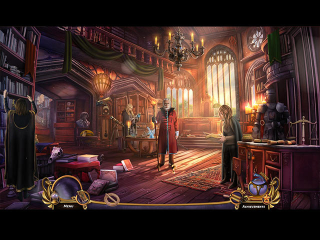 queen's quest iii: end of dawn collector's edition screenshots 1