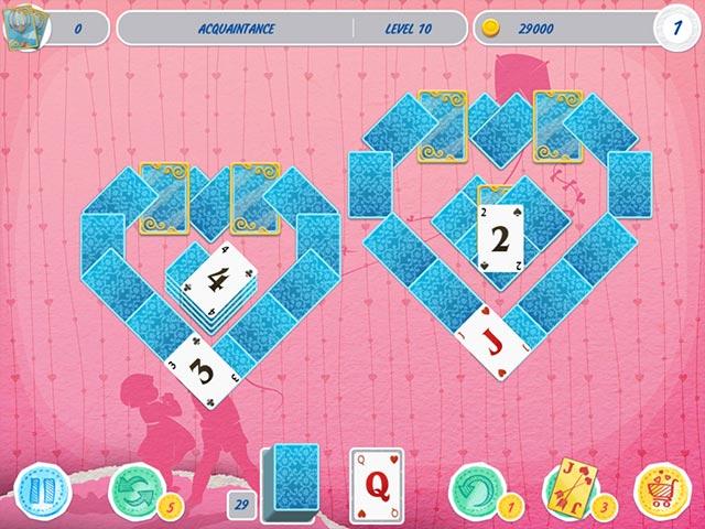 solitaire valentine's day 2 screenshots 1